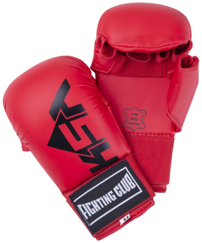 Накладки для карате Kick с защитой большого пальца