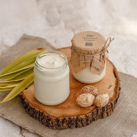 Греческий йогурт классический 5% 250 гр