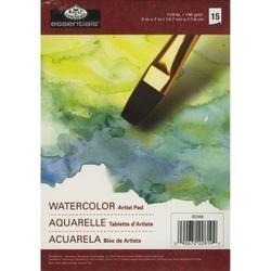 Блокнот для зарисовок Watercolor Artist Pad 15л.