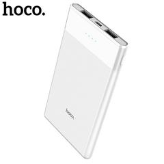 Внешний аккумулятор Hoco B35D  5000mAh Белый
