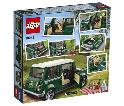 LEGO Creator: Mini Cooper MK VII 10242 — MINI Cooper MK VII — Лего Креатор Создатель