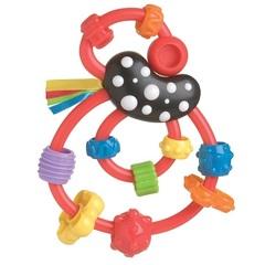 Playgro Погремушка с бусинами (0182681)