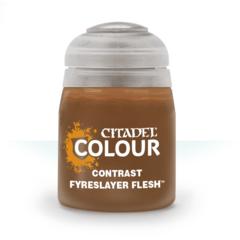Citadel Contrast: Fyreslayer Flesh