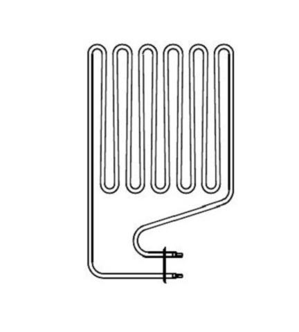 ТЭН Harvia - тэн харвия 3000W ZSP-255 (ZSP255) L=4213mm - нагревательный элемент для печи сауны