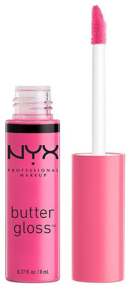 Блеск NYX 01 Strawberry Parfait
