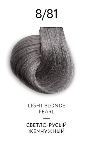 OLLIN COLOR Platinum Collection  8/81 100 мл Перманентная крем-краска для волос