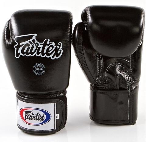 Перчатки для бокса Fairtex Boxing gloves BGV1 Black