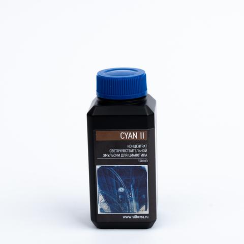 Раствор для цианотипии Silberra Cyan II