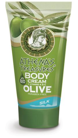 Крем для тела Шелк от ATHENA'S TREASURES