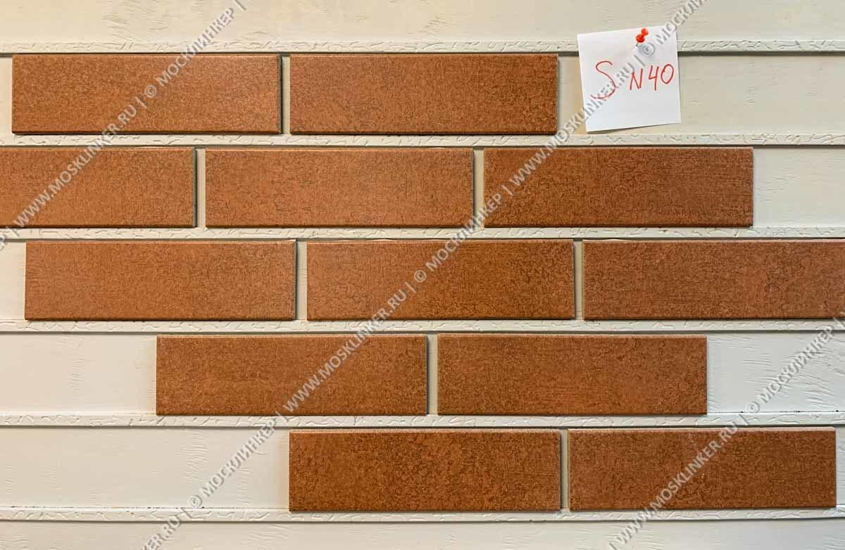 Stroeher Sonderbrand №31440 - Клинкерная плитка для фасада и внутренней отделки