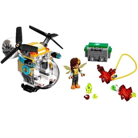 LEGO DC Super Hero Girls: Вертолёт Бамблби 41234 — Bumblebee Helicopter — Лего Девушки-супергерои