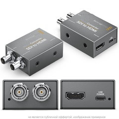Конвертер Blackmagic Design Micro Converter SDI to HDMI
