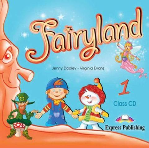 Fairyland 1. Class CD. Аудио CD для работы в классе