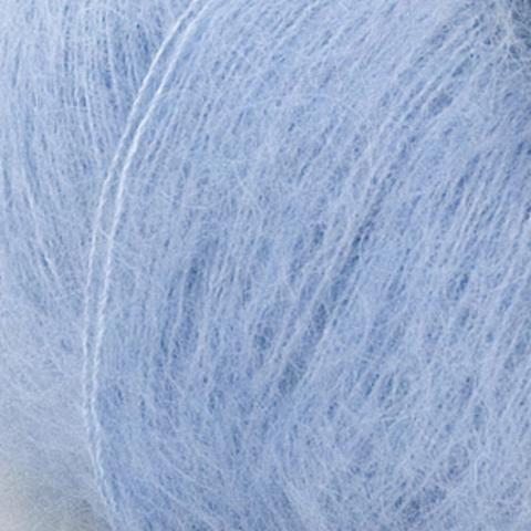 Пряжа Silk Mohair (Силк Мохер). Цвет: голубой. Артикул: 7264