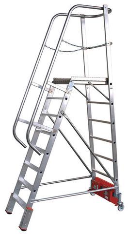 STABILO Лестница с платформой Vario kompakt 9 ступ.