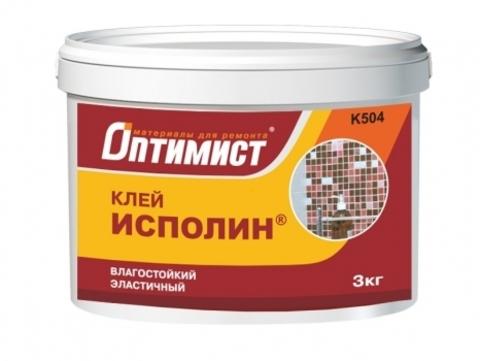 Оптимист Клеи Исполин влагостойкий для внутренних работ K504