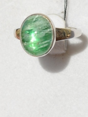 Лори Б (кольцо  из серебра)