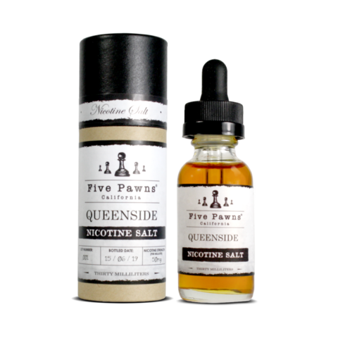 Five Pawns Five Pawns: Original. Жидкость Queenside Salt