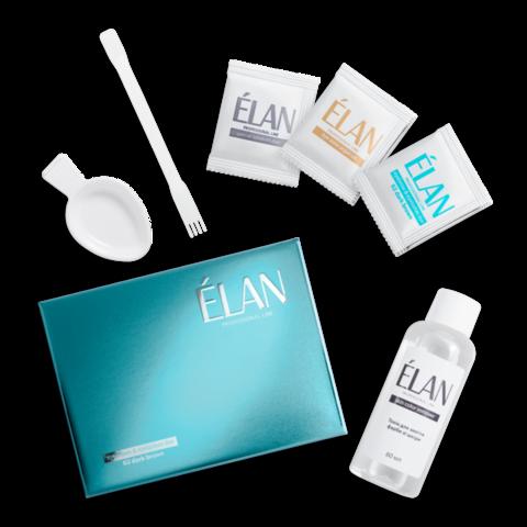 Elan, Гель-Краска для бровей и ресниц комплект