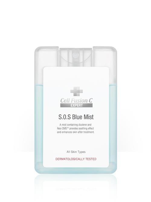 sos blue mist (старая упаковка)