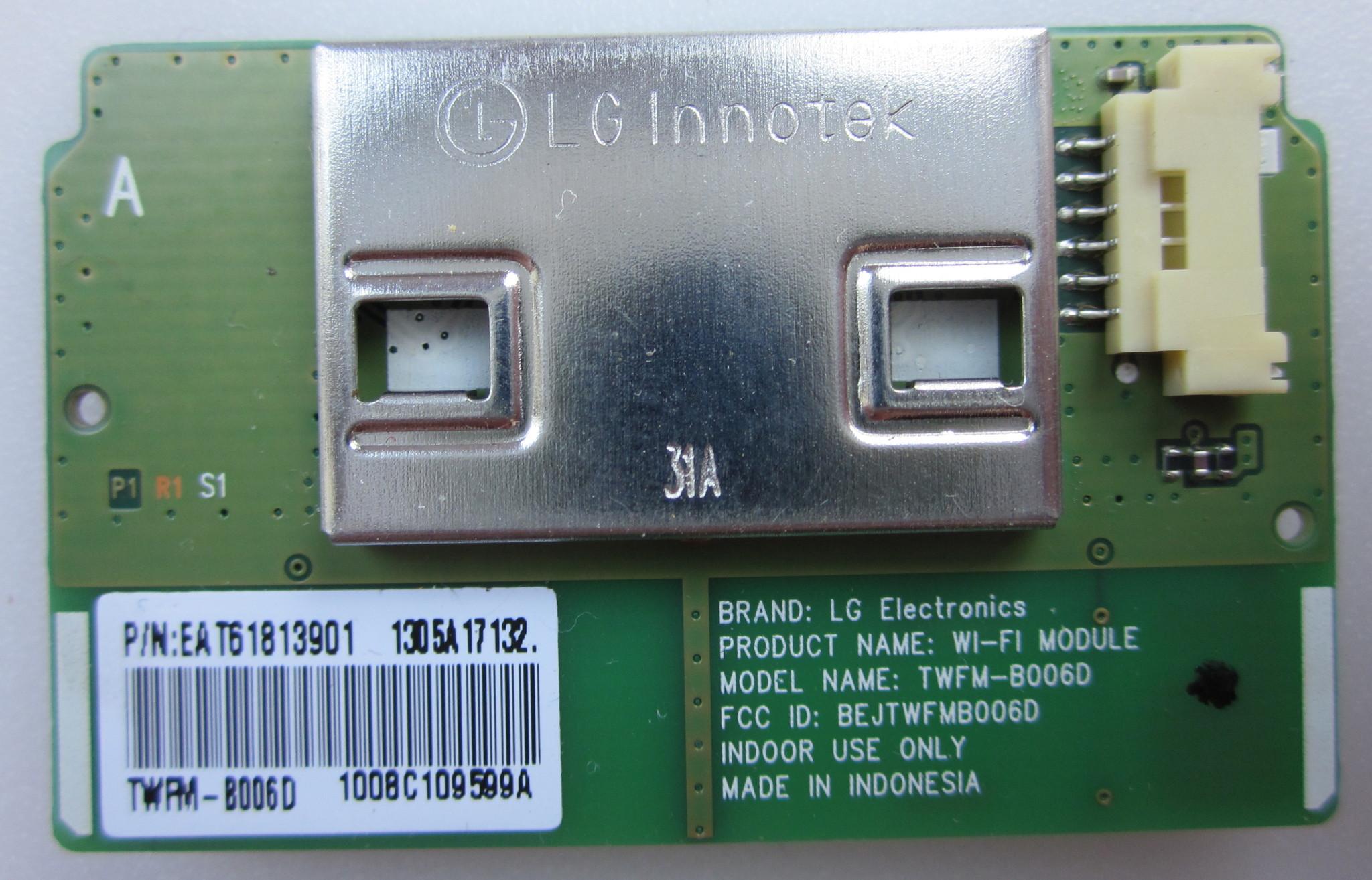 Wi-Fi MODULE TWFM-B006D