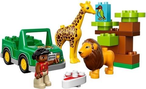 LEGO Duplo: Вокруг света: Африка 10802 — Savanna — Лего Дупло
