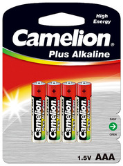Батарейки Camelion Alkaline LR03, AAA (8/160)
