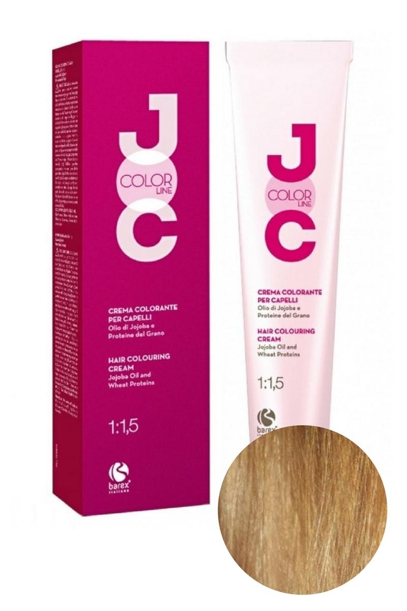 Крем-краска для волос 8.3 светлый блондин золотистый JOC COLOR, Barex