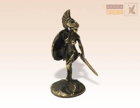 фигурка Девушка с мечом