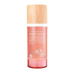 Secret Nature Cherry Blossom Oil - Гидрофильное масло-пенка для умывания с экстрактом вишни