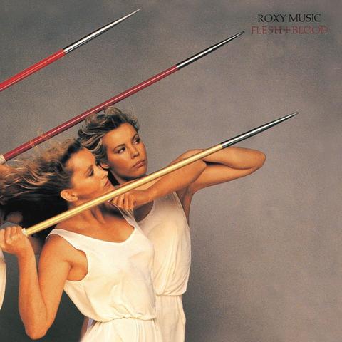 Roxy Music / Flesh + Blood (LP)
