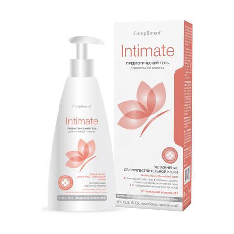Compliment Intimate  Гель для интимной гигиены с пребиотиками
