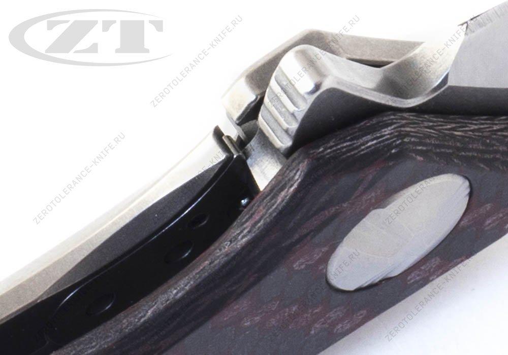 Нож Zero Tolerance 0462 Sinkevich - фотография