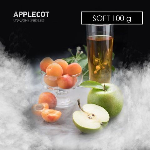 Табак Dark Side 100 г SOFT APPLECOT