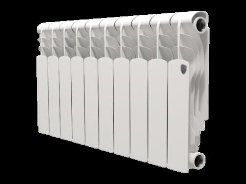 Биметаллический радиатор Royal Thermo Revolution Bimetall 350 - 10 секций