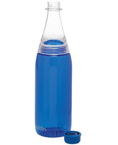 Бутылка Aladdin Fresco (0,7 литра), голубая