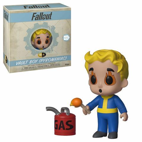 Фигурка Funko Vinyl Figure: 5 Star: Fallout S2: Vault Boy (Pyromaniac) 35533
