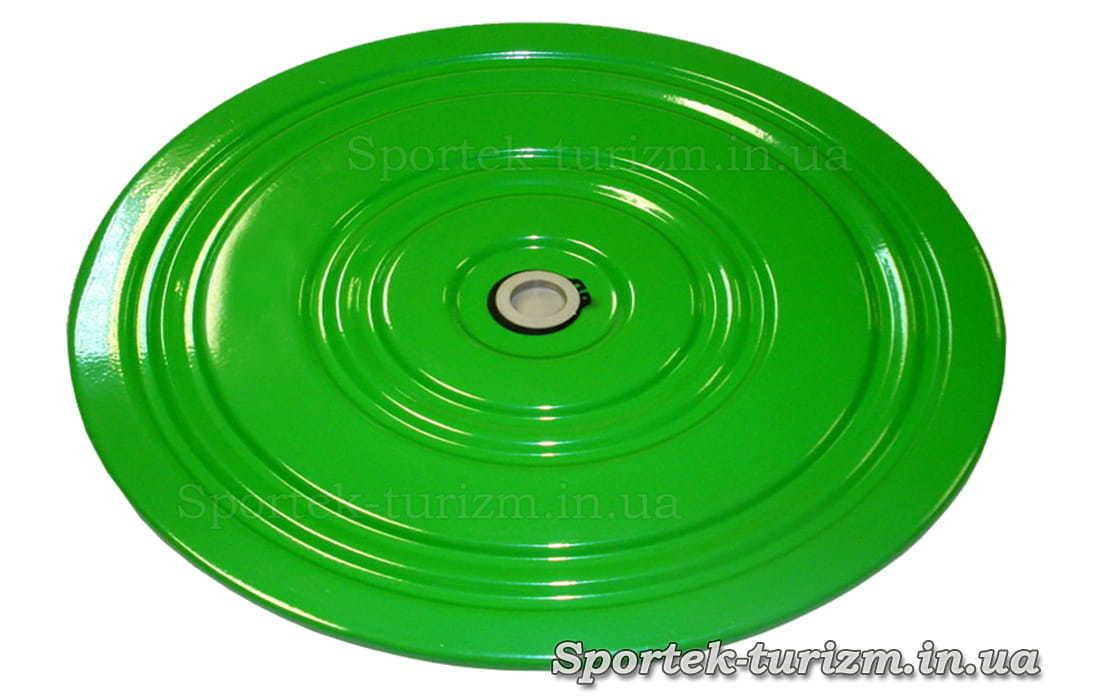 Фитнес диск для талии металлический