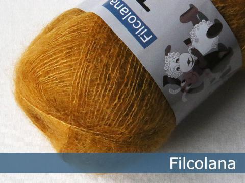 Filcolana Tilia 136 Mustard