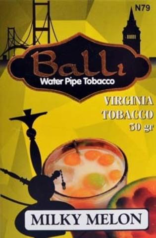 Табак Balli MILKY MELON (Балли Молочная Дыня)