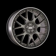 Диск колесный BBS CH-R II 9.5x21 5x112.0 ET30 CB66.5 satin platinum