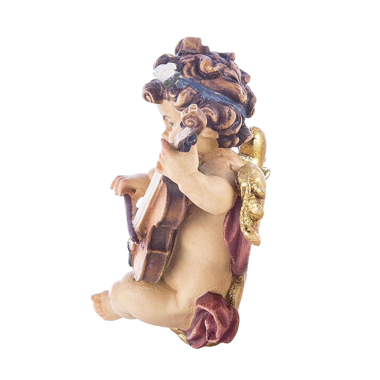 Ангел Леонардо с котрабасом