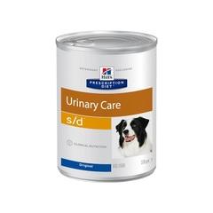 Hill's Prescription Diet s/d Urinary Care влажный диетический корм для собак при профилактике мочекаменной болезни (МКБ), 370 г