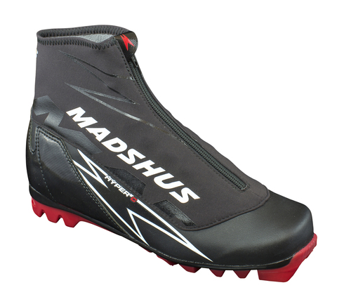 Спортивные лыжные ботинки Madshus Hyper C для классического хода