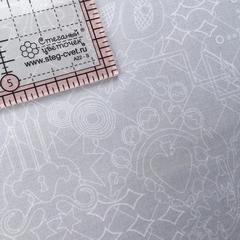 Ткань для пэчворка, хлопок 100% (арт. AN0308)