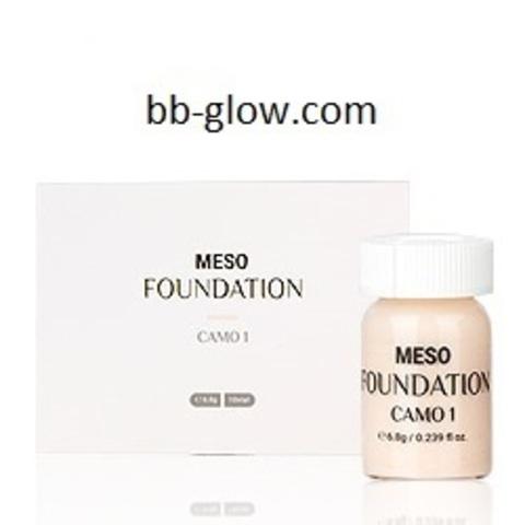 BB сыворотка PHISIOLAB Meso Foundation Camo 1 (1 ампула 6,8 мл)