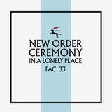 New Order / Ceremony (Version 2)(12' Vinyl Single)
