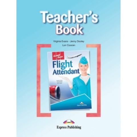 career paths: Flight Attendant teacher's book