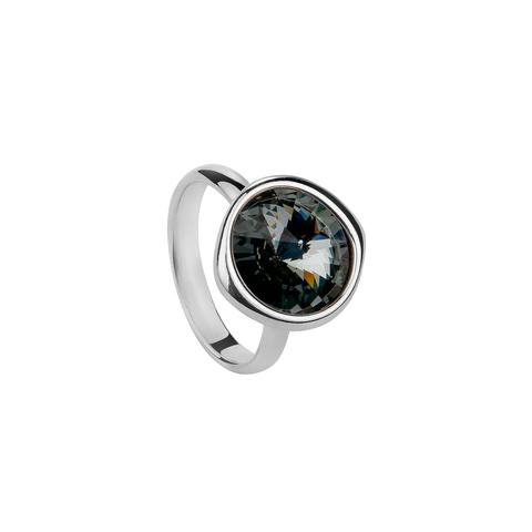 Кольцо Silver Night K1902.3 BW/S