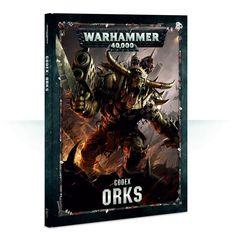 Codex: Orks 8th edition